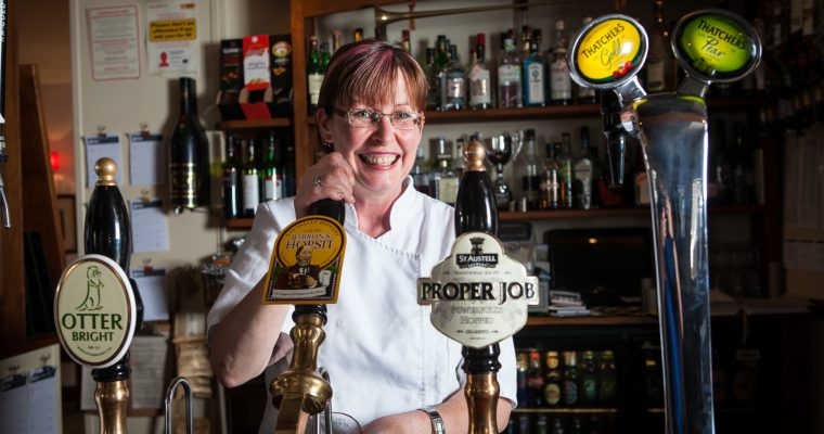 Meet Donna – one of our Chef Patrons