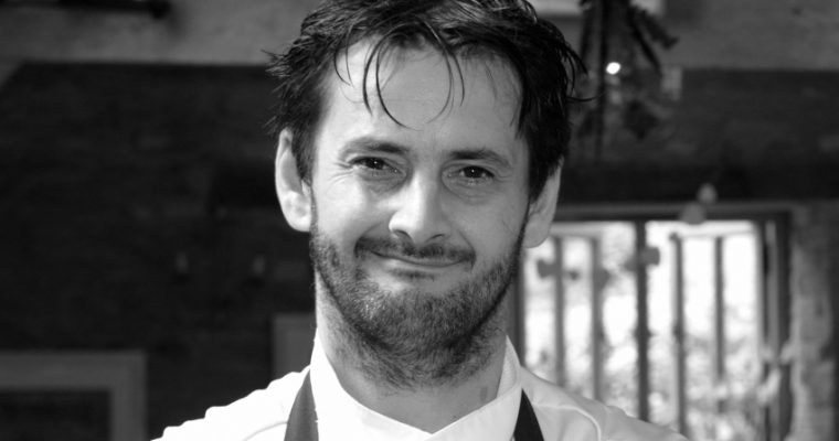 Meet Olivier – our Head Chef