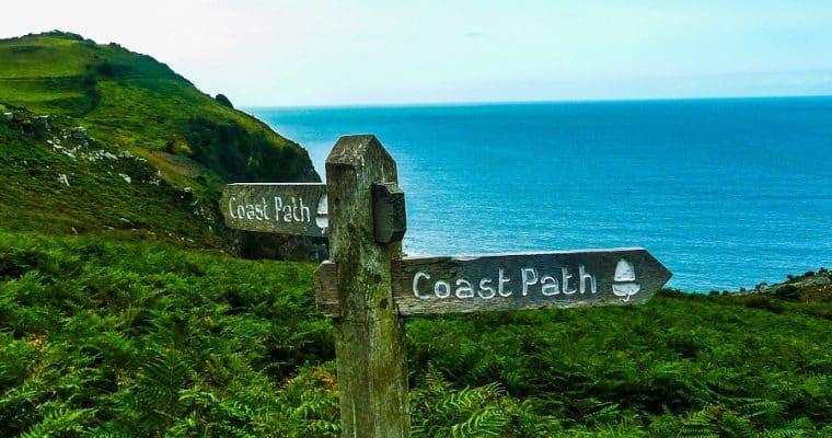 Walking in Devon's heartland