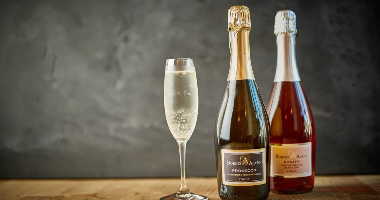 Win a bottle of prosecco