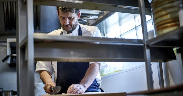 Olivier is a finalist in the Food Reader Awards