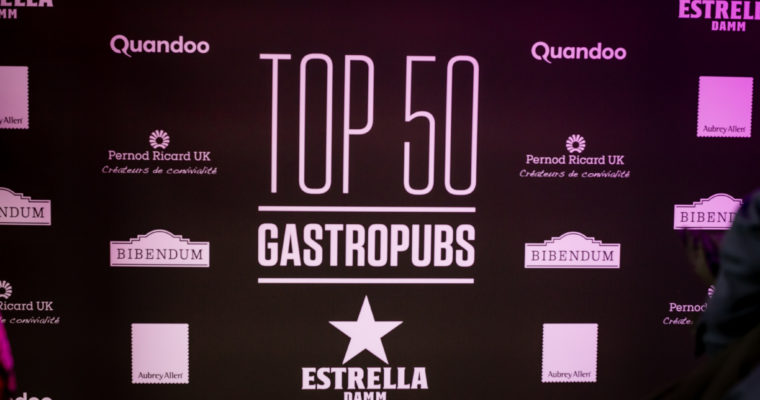 Vote for us in the Top 50 Gastropubs 2021