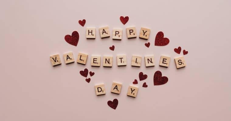 Valentine's Day takeaway